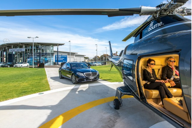 Mercedes-Benz Heli-Express