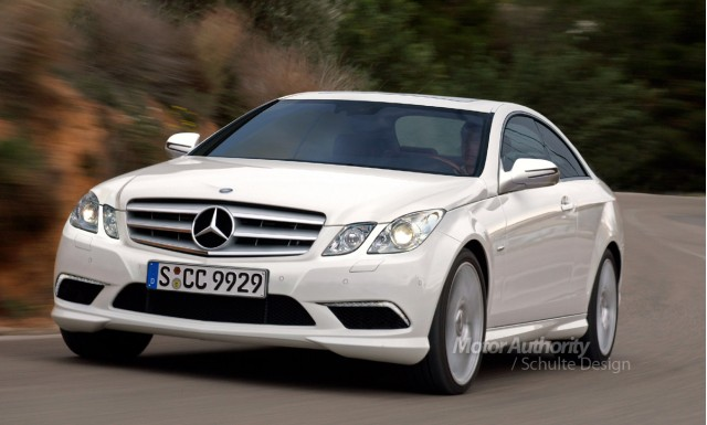 mercedes benz clk render motorauthority 001