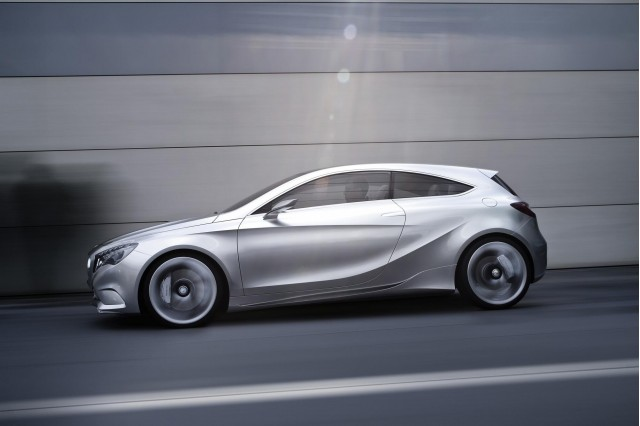 Mercedes-Benz Concept A-Class
