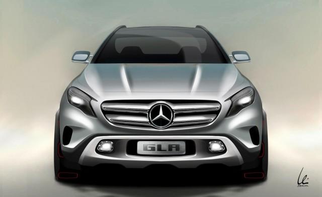 Mercedes-Benz Concept GLA Class preview image
