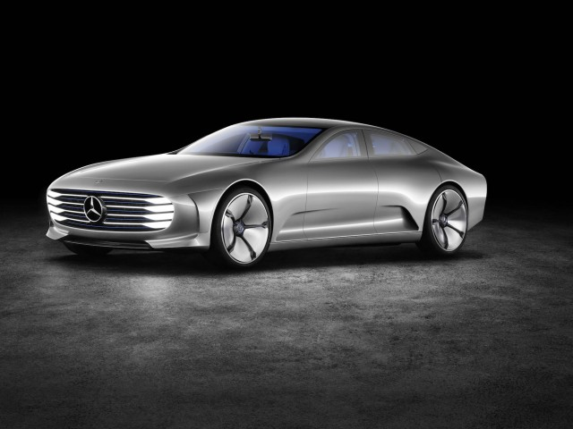 Mercedes electric car around 2019 could be suv sedan or for Mercedes benz concept electric car