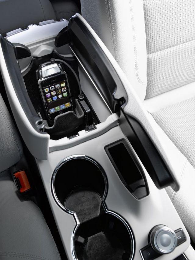 Mercedes-Benz iPhone