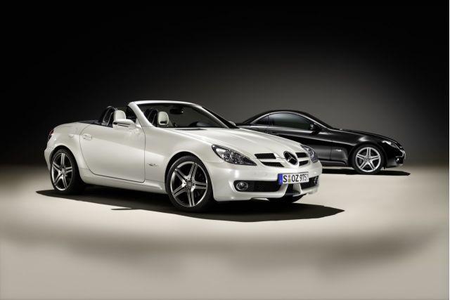 Mercedes-Benz SLK 2LOOK