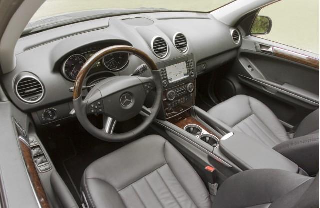 2009 Mercedes-Benz M Class