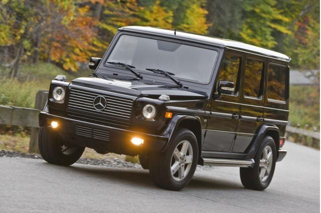 2009 Mercedes-Benz G Class