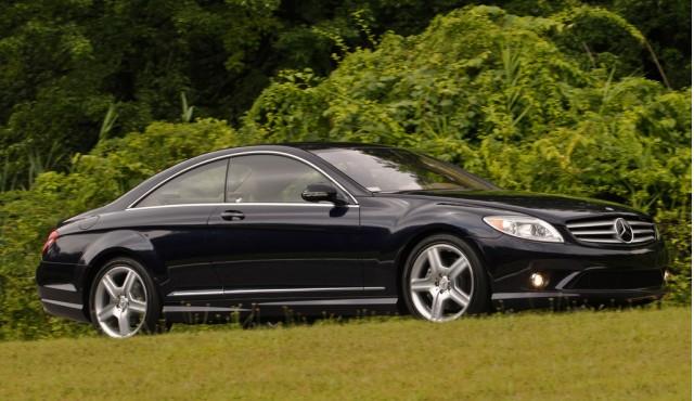 2009 Mercedes-Benz CL Class