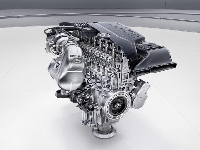 Mercedes-Benz 48-volt system