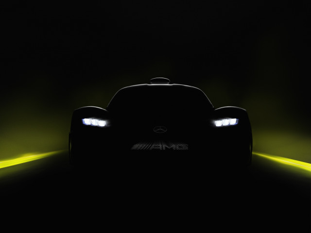 Mercedes-AMG teases wild Project One hypercar
