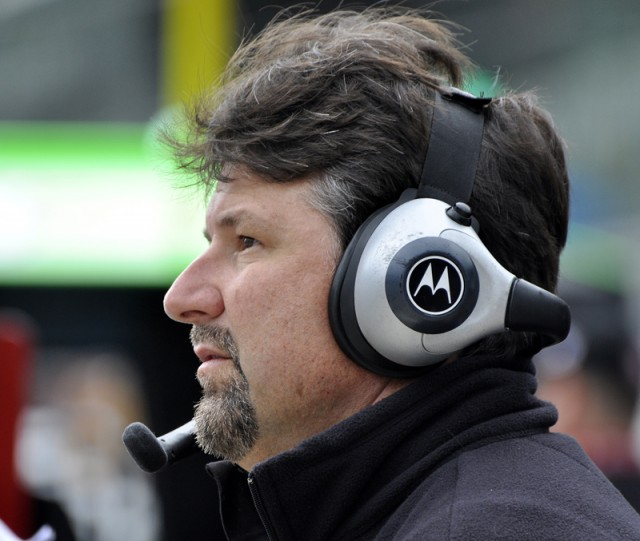 Michael Andretti - Anne Proffit photo