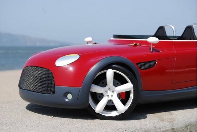 Mini Clubster S design study