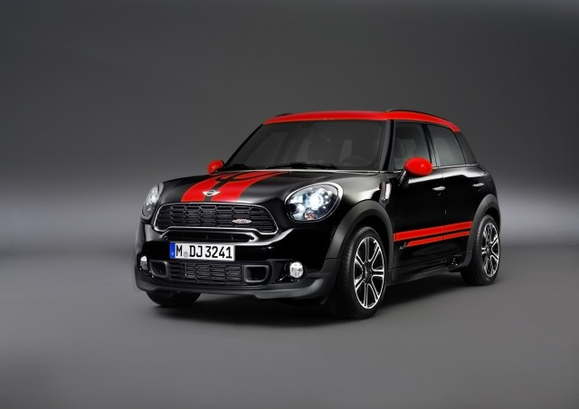 The 2013 MINI John Cooper Works Countryman