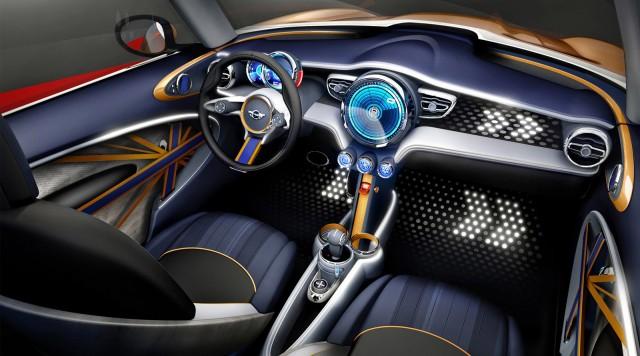 MINI Vision concept car