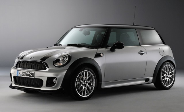 MINI Cooper John Cooper Works package