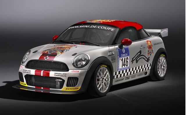 2012 MINI John Cooper Works Coupe Endurance