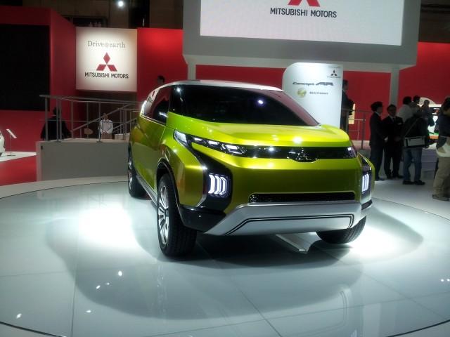 Mitsubishi AR Concept, 2013 Tokyo Motor Show