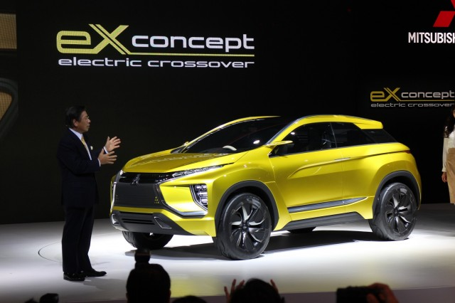 Mitsubishi Electric Cars To Use Nissan Renault Platforms Report