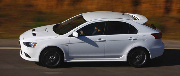 The Colt and Lancer Ralliart also get upgrades