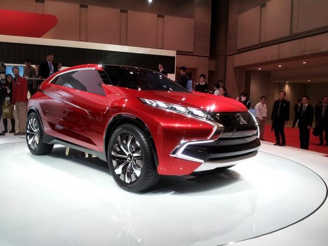 Mitsubishi XR-PHEV Concept, 2013 Tokyo Motor Show