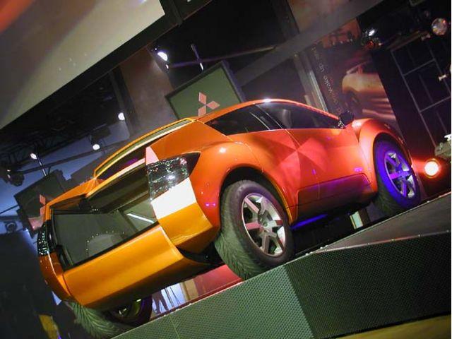 Mitsubishi RPM 7000 Concept
