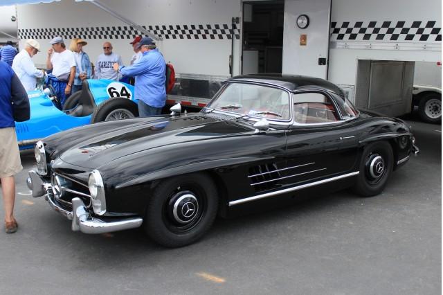 Monterey Motorsports Reunion, Laguna Seca, 2013