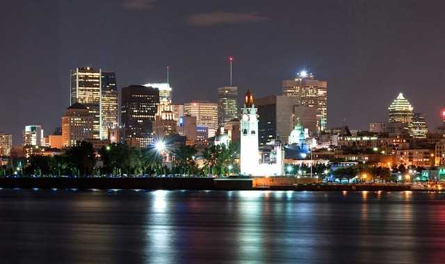Montreal, home of the Formula One Canadian Grand Prix