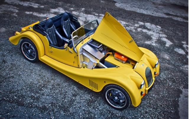 Morgan Plus E Concept Car