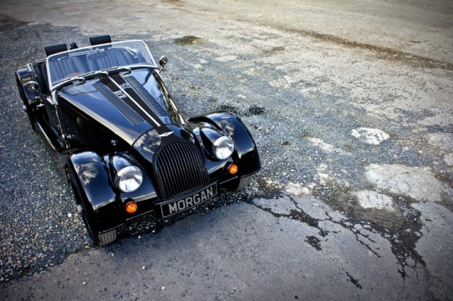 Morgan's 4/4 75th Anniversary Edition.