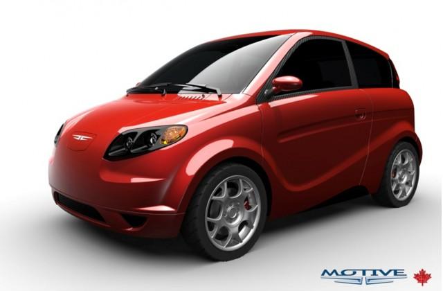 Motive Industries Kestrel EV