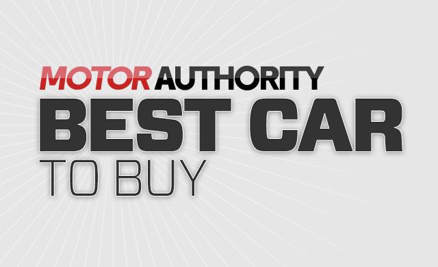 Motor Authority Best Car To Buy