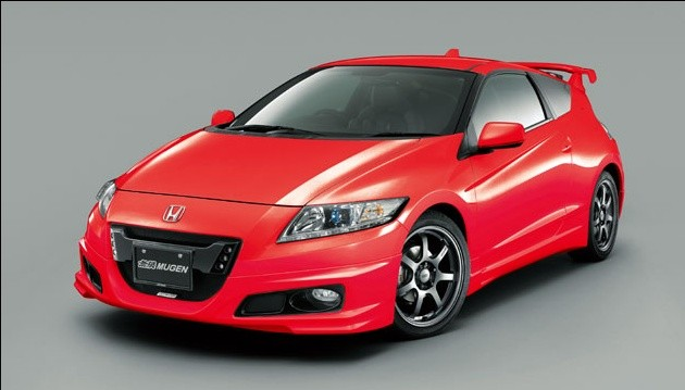Just What The 2011 Honda Cr Z Needed A Turbo