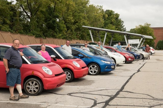 National Drive Electric Week 2016: Carmel, IN [photo: Robert Lehman]