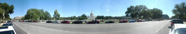 National Plug-In Day 2012: Washingoton, D.C. [panorama by Joseph Lado]