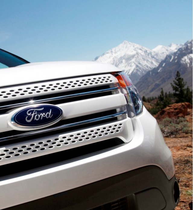 New 2011 Ford Explorer Teasers Released As Facebook Unveiling Nears