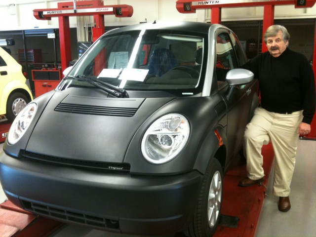 Discontinued 2011 Think City Electric Cars For Sale 22 300