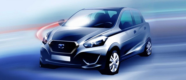 New Datsun subcompact unveiled in India on July 15