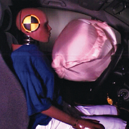 New Honda Airbag
