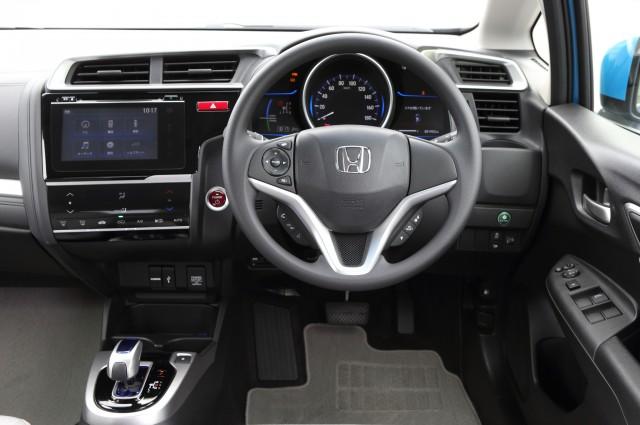 New Honda Fit Hybrid (Japan-only model)