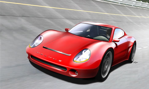 New Melkus RS sports car under development