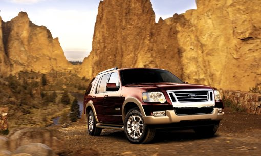 Next-generation Ford Explorer to be based on car platform