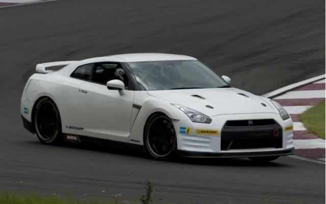 2012 Nissan GT-R Club Track Edition