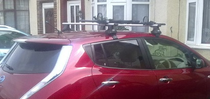 Nissan Leaf Roof Rack