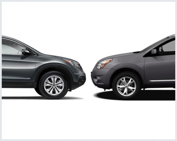Nissan Rogue Vs. Honda CR-V