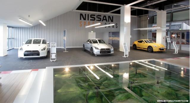 nissan sportscars shop nurburgring 001