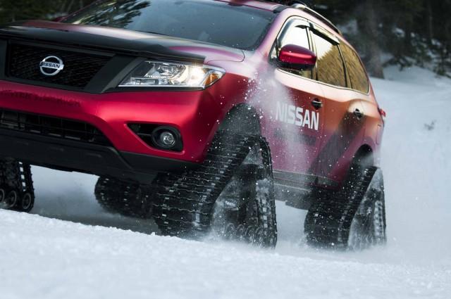 Nissan Winter Warrior