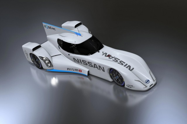 Nissan ZEOD RC electric race car