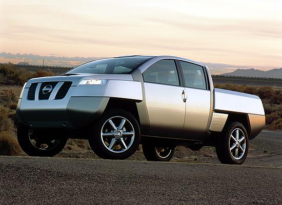 Nissan Alpha-T Concept