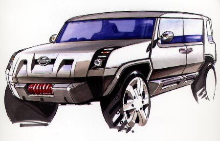 Nissan Crossbow concept