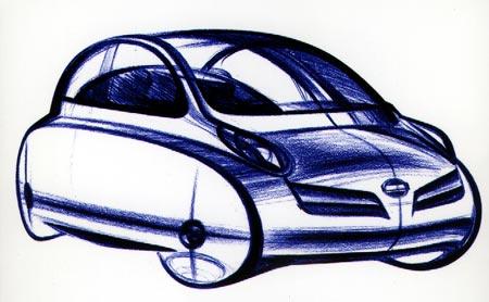 Nissan mm.e concept