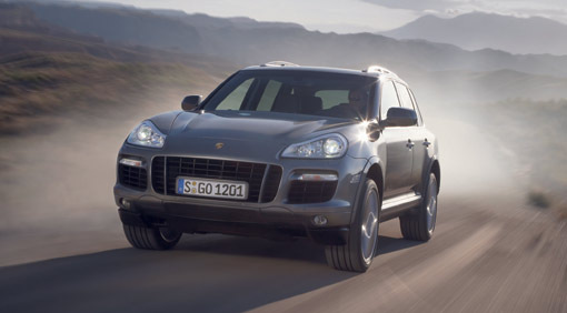 No 'baby Cayenne' says Porsche CEO
