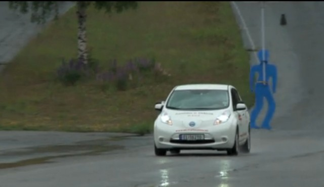 Norway's Driving School Leaf